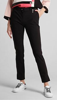 Укороченные брюки Airfield черного цвета, фото