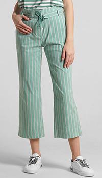 Укороченные брюки Riani в полоску, фото
