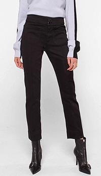 Черные брюки Dorothee Schumacher со стрелками, фото