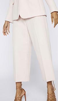 Розовые брюки Stella McCartney со стрелками, фото