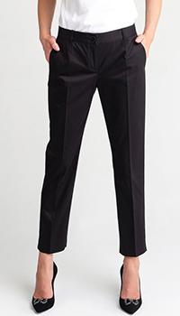 Черные брюки Dolce&Gabbana со стрелками, фото