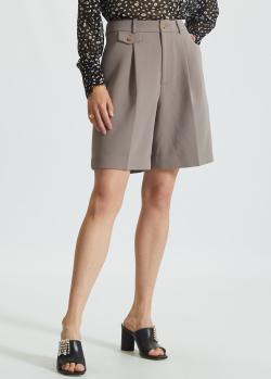 Серые шорты Miss Sixty со стрелками, фото