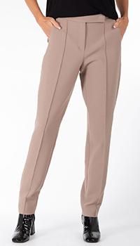 Коричневые брюки Riani со стрелками, фото