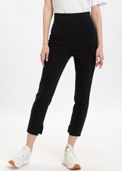 Узкие брюки Elisabetta Franchi черного цвета, фото