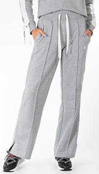 Широкие брюки Patrizia Pepe с высокой талией, фото