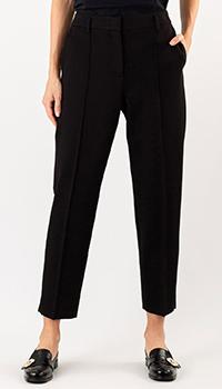 Укороченные брюки Dorothee Schumacher черного цвета, фото