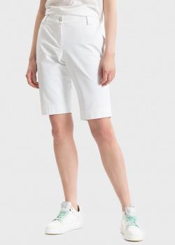Шорты-бермуды Sportalm белого цвета, фото