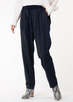 Трикотажные брюки Lorena Antoniazzi с эластичным поясом, фото