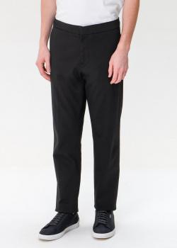 Черные брюки Bogner прямого цвета, фото