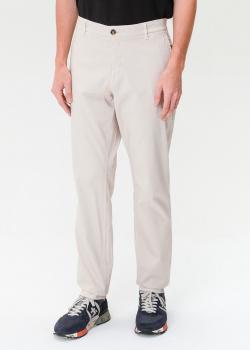 Мужские брюки Bogner белого цвета, фото