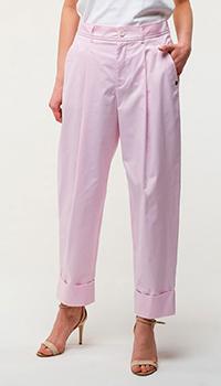 Женские брюки Bogner розового цвета, фото