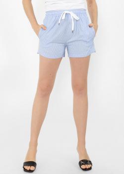 Полосатые шорты N21 на кулиске, фото