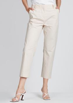 Укороченные брюки Eleventy прямого кроя, фото