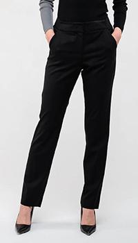 Черные брюки Emporio Armani с карманами, фото