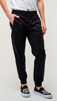 Мужские брюки Emporio Armani с манжетами, фото
