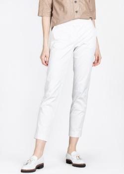 Белые брюки Fabiana Filippi прямого кроя, фото