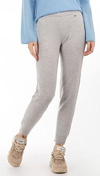 Кашемировые брюки GD Cashmere с манжетами, фото