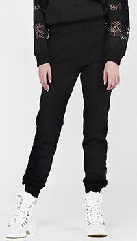 Спортивные штаны Frankie Morello на резинке, фото