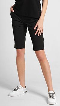 Женские шорты Frankie Morello черного цвета, фото