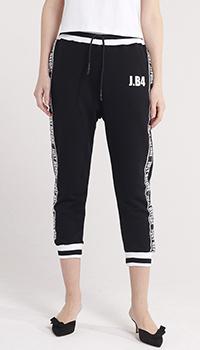 Спортивные брюки J.B4 Just Before с манжетами на резинке, фото