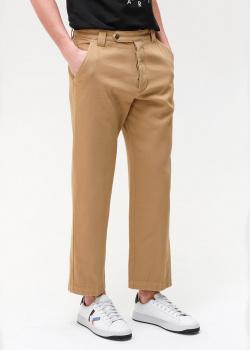 Укороченные брюки Kenzo бежевого цвета, фото
