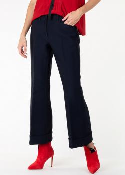 Синие брюки N21 со стрелками, фото