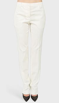 Классические брюки N21 белого цвета, фото