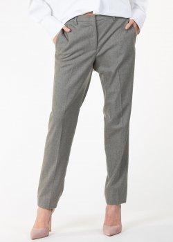 Серые брюки Fabiana Filippi со стрелками, фото
