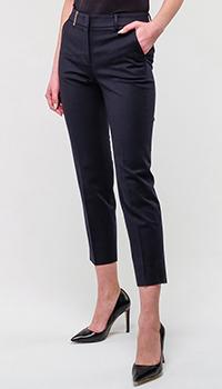 Классические зауженные брюки Peserico, фото