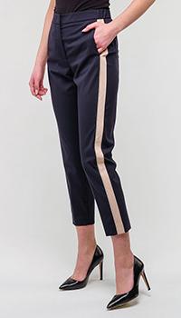 Классические брюки Peserico с лампасами, фото