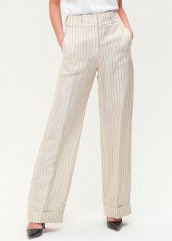 Широкие брюки Peserico в полоску, фото