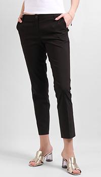 Классические брюки Silvian Heach черного цвета, фото