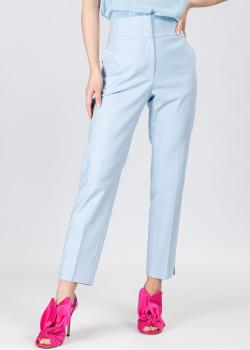 Прямые брюки Peserico с высокой талией, фото