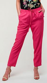 Брюки-чиносы Red Valentino розового цвета, фото