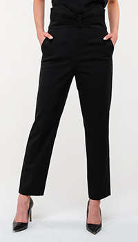 Классические брюки Red Valentino с декором на поясе, фото