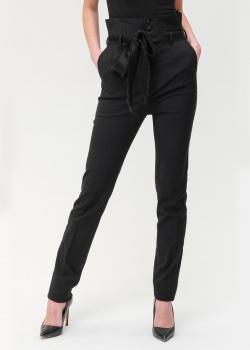 Зауженные брюки Red Valentino с высокой талией, фото
