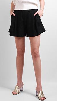 Черные шорты Max&Moi из льна, фото