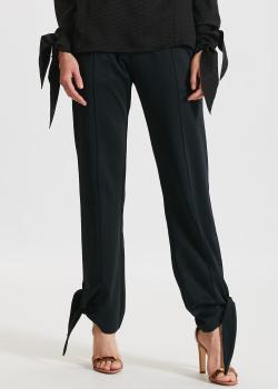 Черные брюки Zadig & Voltaire с завязками, фото