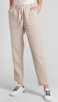 Широкие брюки Semicouture на завязках, фото