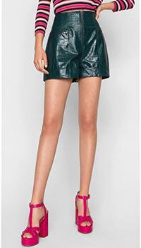 Женские шорты Twin Set с крокодиловым принтом, фото