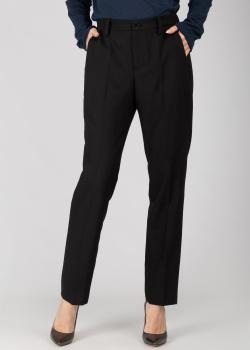 Укороченные брюки Zadig & Voltaire черного цвета, фото
