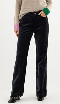 Расклешенные брюки Zadig & Voltaire с карманами, фото