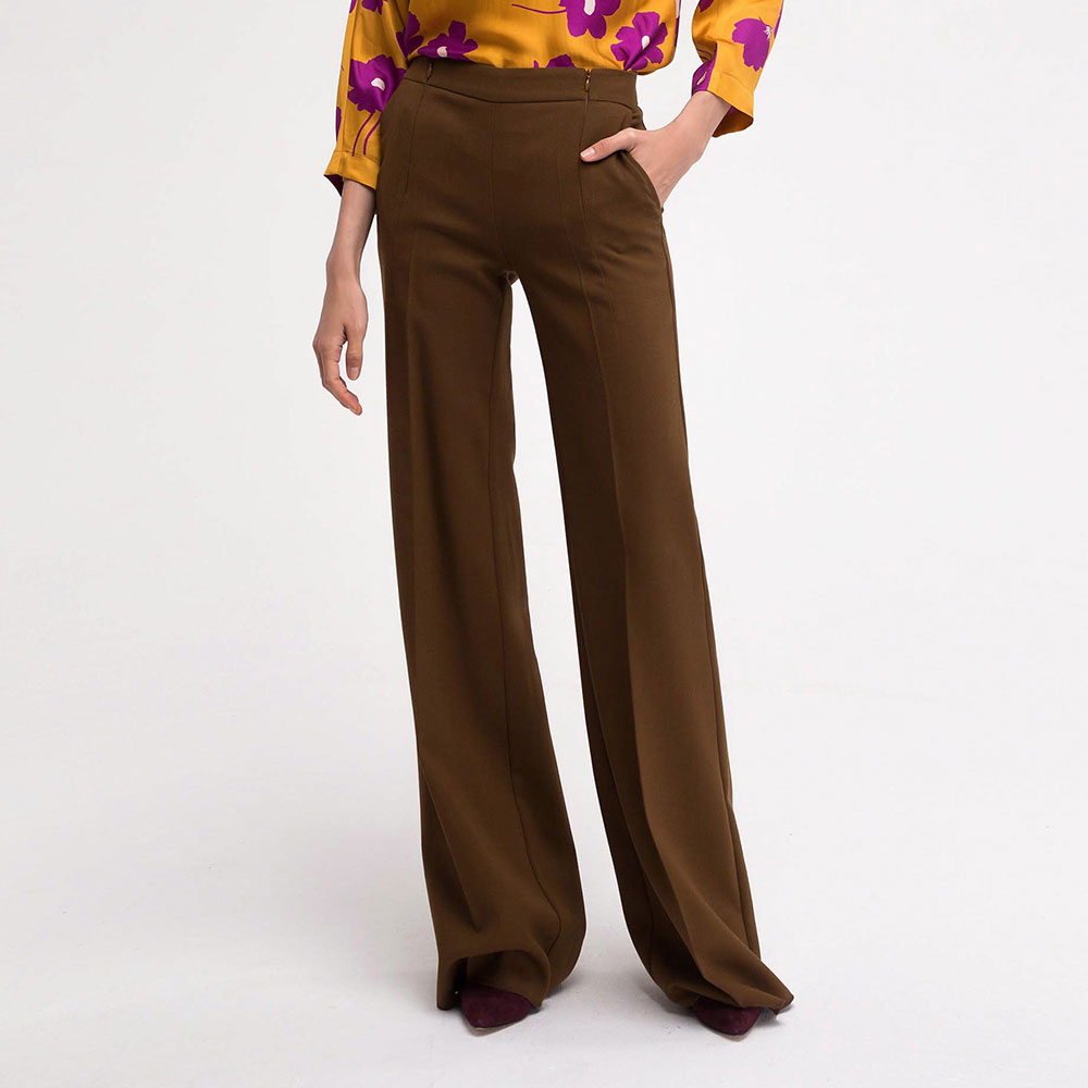 Широкие брюки Shako с карманами