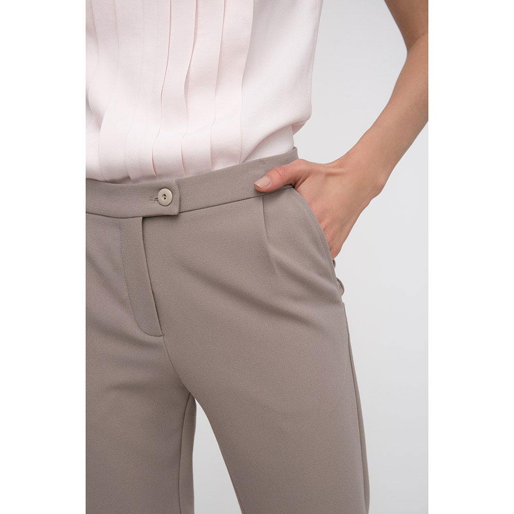 Зауженные брюки Shako бежевого цвета