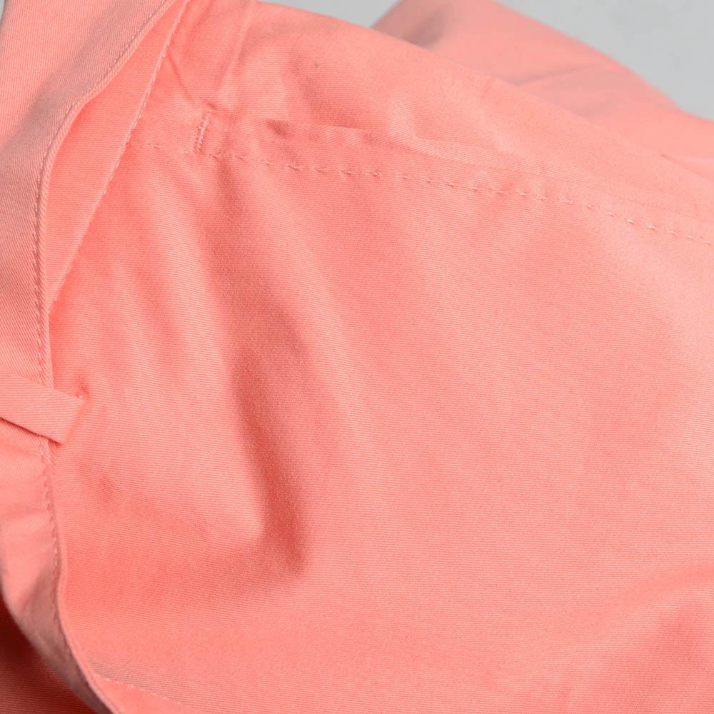 Длинные шорты Cerruti оранжевого цвета