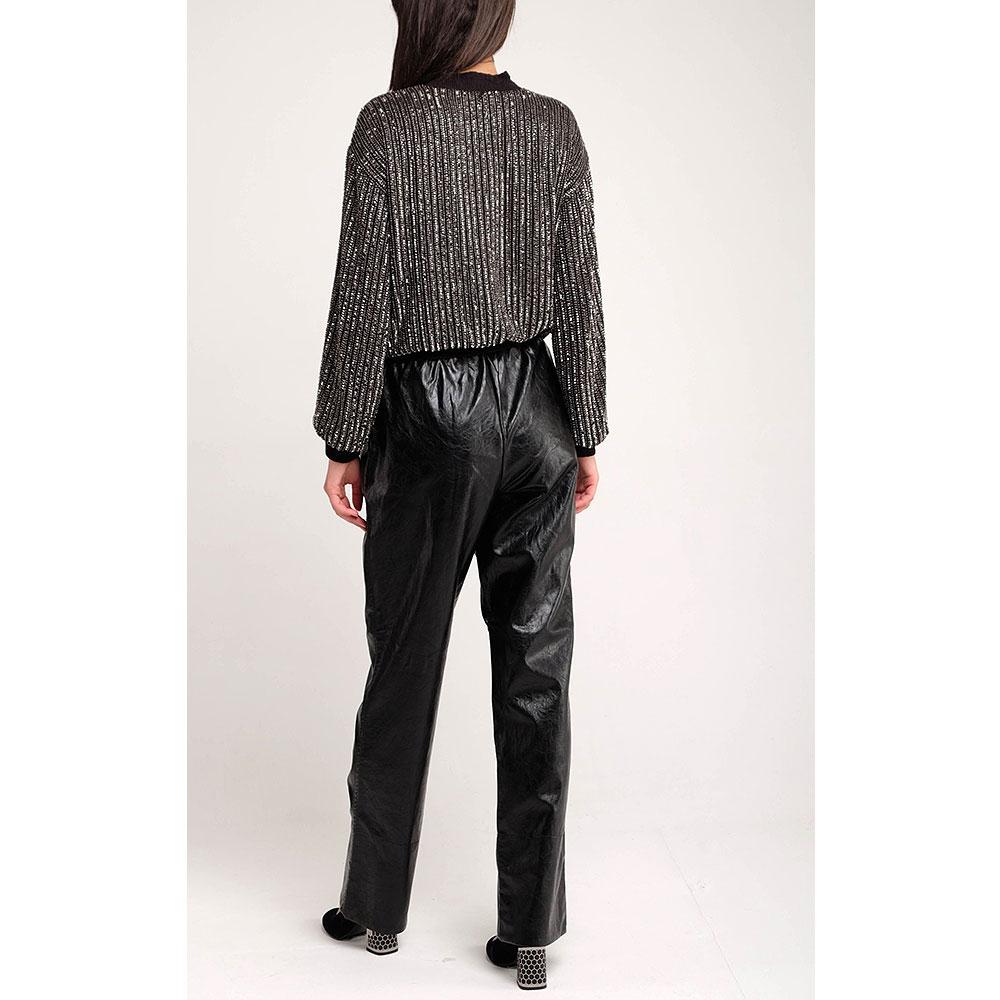 Широкие брюки Twin-Set на завязках