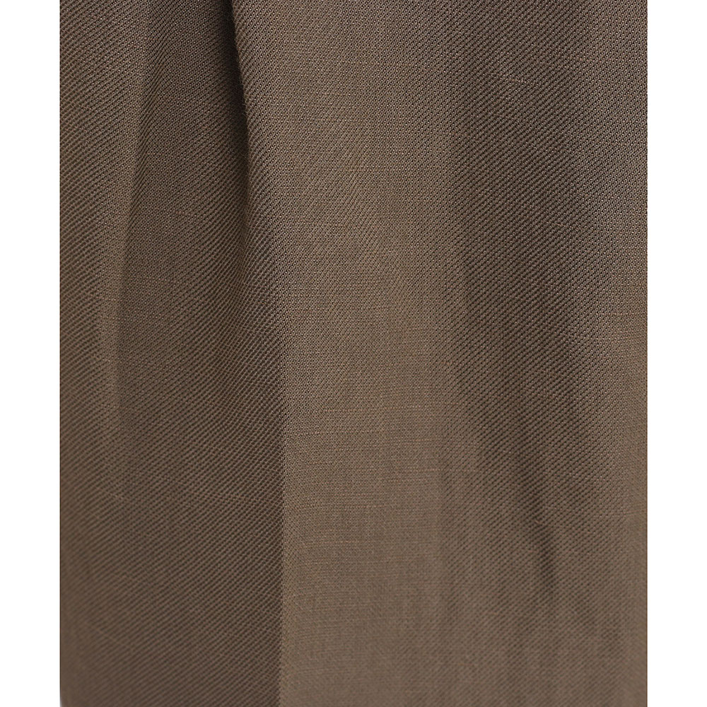 Брюки-чинос Twin-Set оливкового цвета
