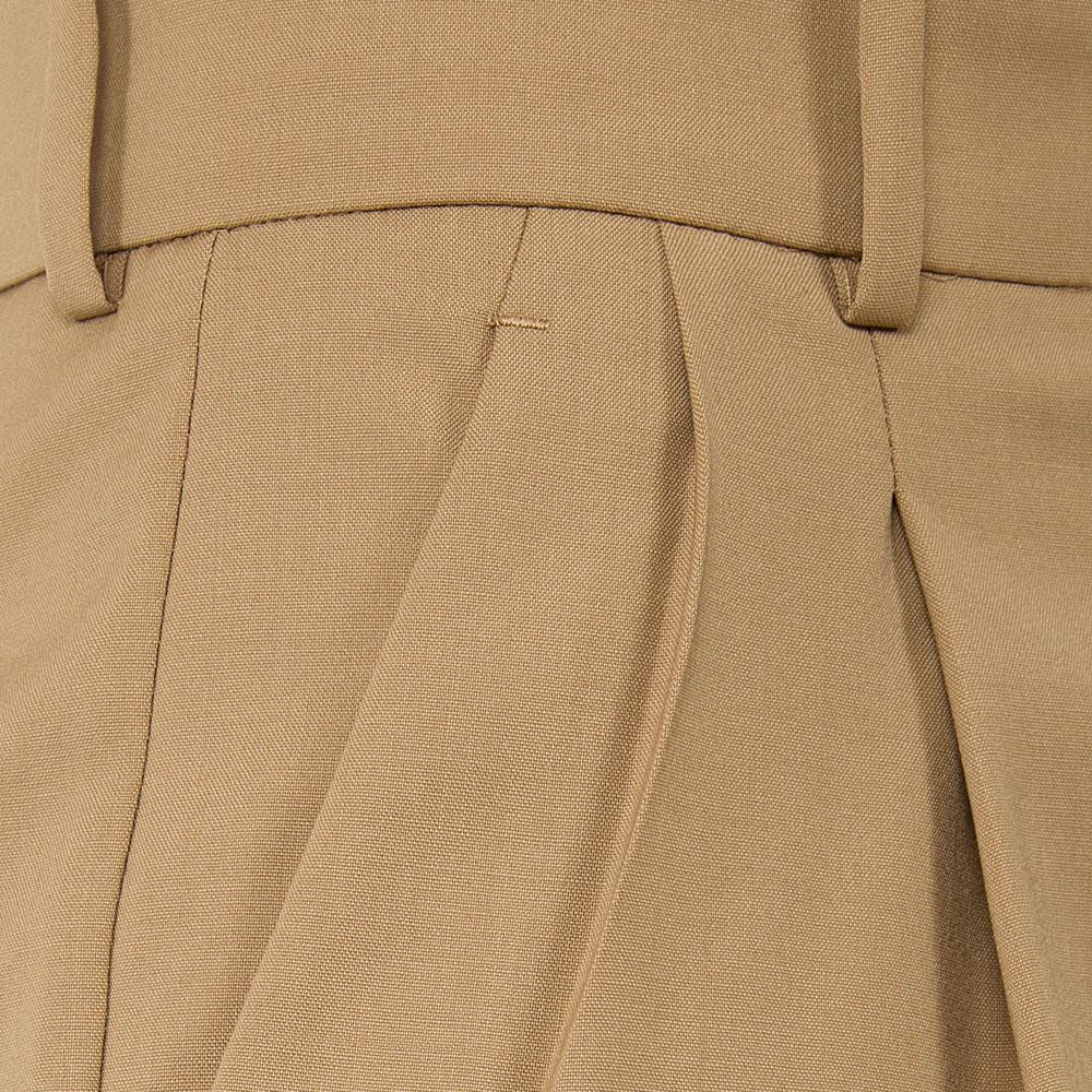 Укороченные брюки N21 с высокой талией