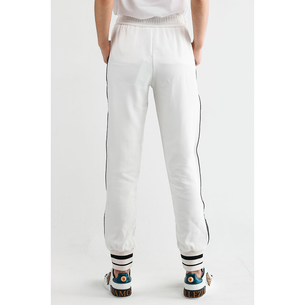 Спортивные брюки Dolce&Gabbana с лампасами
