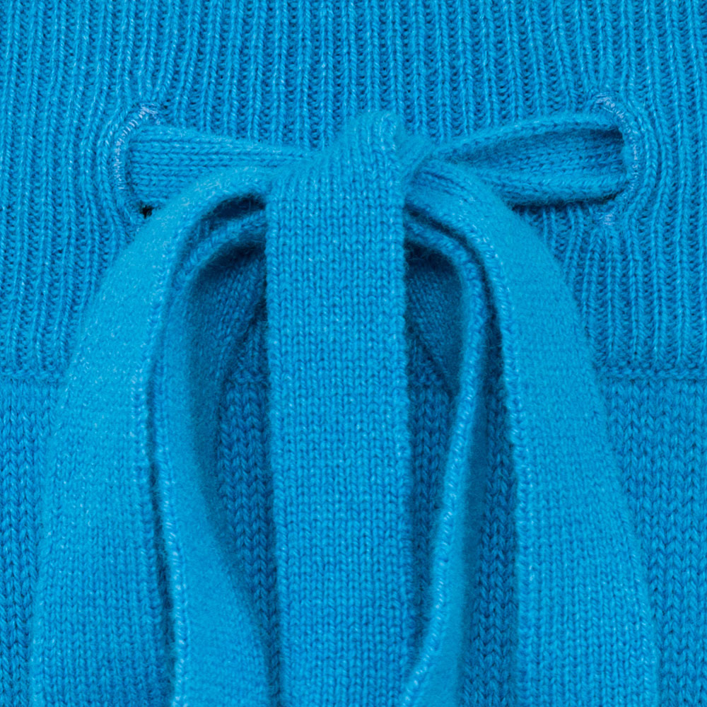 Голубые брюки MRZ по косточку